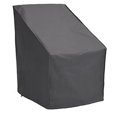 amazon com patio watcher high back patio chair cover durable and