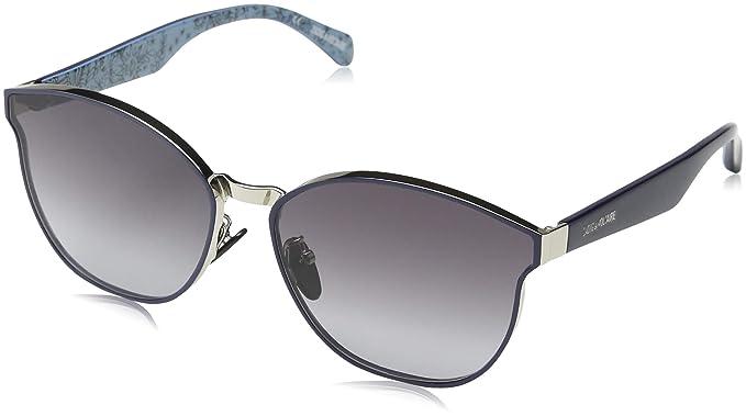 Zadig   Voltaire femme N A Montures de lunettes, Bleu (Shiny Blue ... 5656c5750a1d