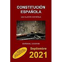 Constitución Española: incluye Leyes Orgánicas del Tribunal Constitucional y del Defensor del Pueblo