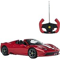 Rastar - Coche teledirigido 1:14 Ferrari 458
