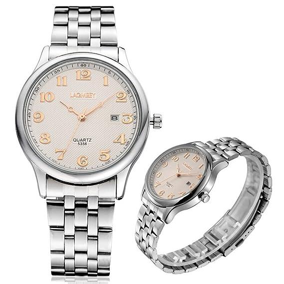 Wom barato Reloj de pulsera para mujer mayorista Lagmeey relojes mecánicos Male Descuento