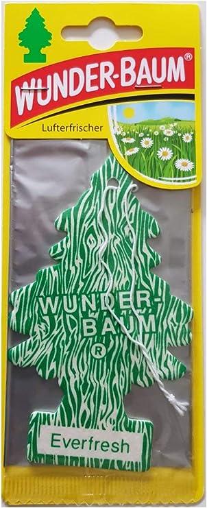 Wunder Baum Everfresh Auto Lufterfrischer Papier Auto Grün Küche Haushalt