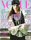 Vogue Latino America Magazine Octubre 2007 HANA SOUKUPOVA RELOJES HOY... + EL TRENCH SE MODERNIZA EXCLUSIVA DESDE PARIS LA MUSA DE KARL LAGERFELD LAS REINAS DE LA MODA DE ESPANA A GRECIA.