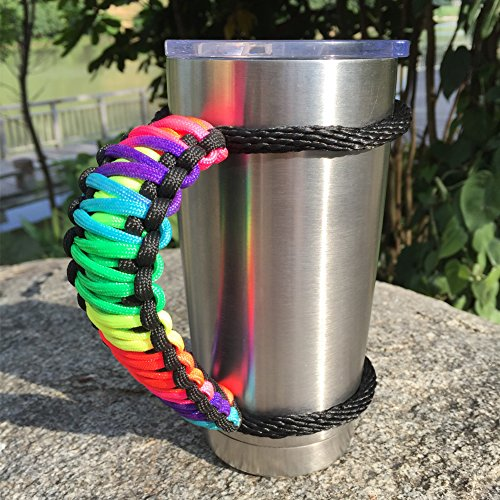 moce-handmade-paracord-handle-for-20-oz-tumbler-colorful-black