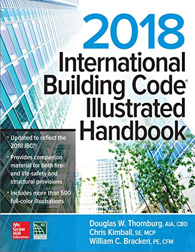 2018 International Building Code Illustrated ()
