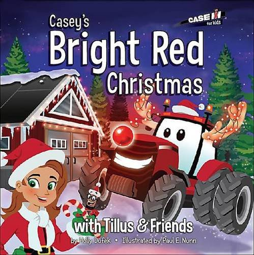 Casey's Bright Red Christmas (Casey and Friends) ebook
