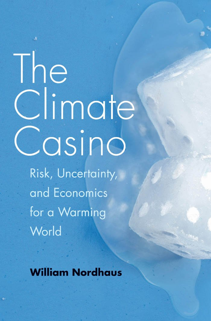 The Climate Casino  English Edition
