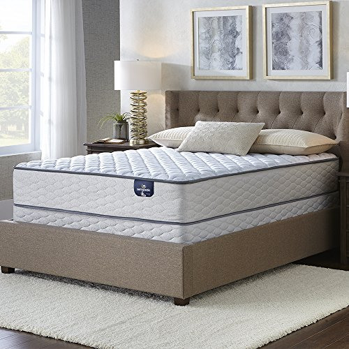 Amazon.com: Sertapedic Firm 200 Innerspring Mattress, Queen: Kitchen & Dining