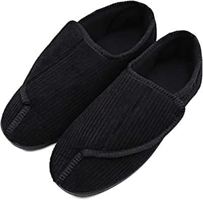 Amazon.com: Men's Diabetic Slippers