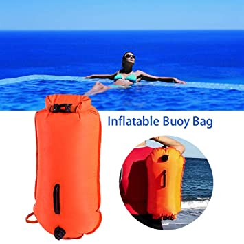Jinclonder Bolsas de Aire Dobles, Inflatable Life-Saving Bag ...