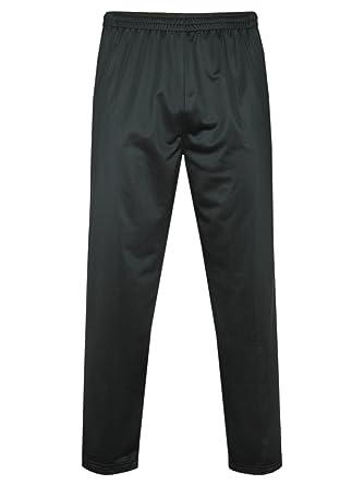T MODE Herren Jogginghose glänzende Sporthosen