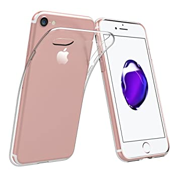 coque iphone 8 silicone souple transparent