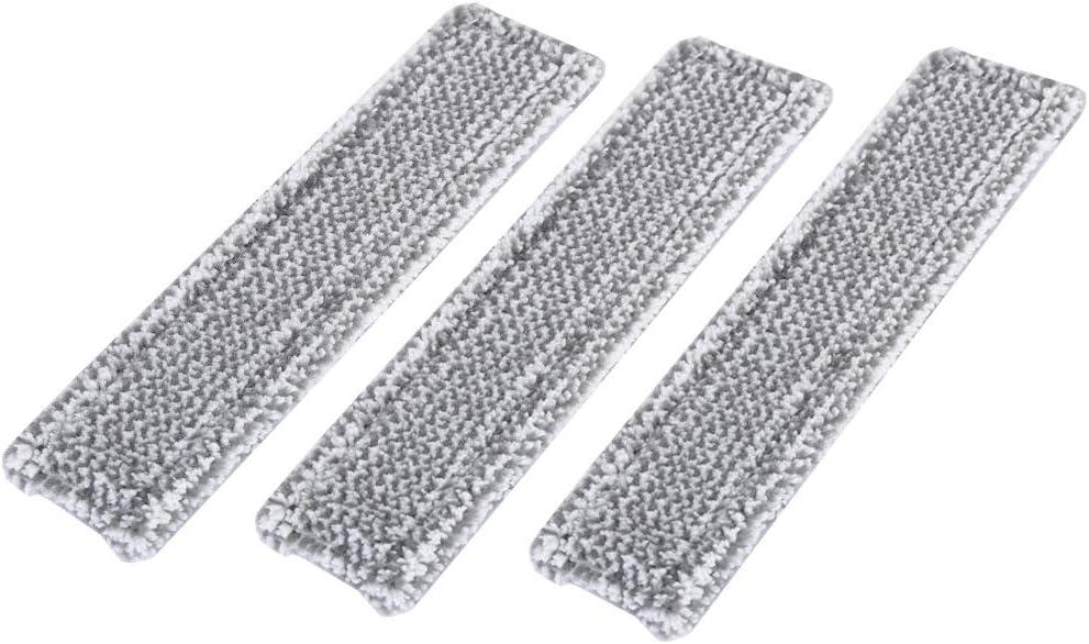 DEYF - Juego de 3 fundas de microfibra para pulverizadores Kärcher WV 5 Premium WV 2 Premium (Plus), WV 5 Premium (Plus) 2.633-130.0: Amazon.es: Hogar