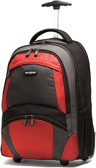 Top 8 J World Sunburst 20 Rolling Laptop Backpack