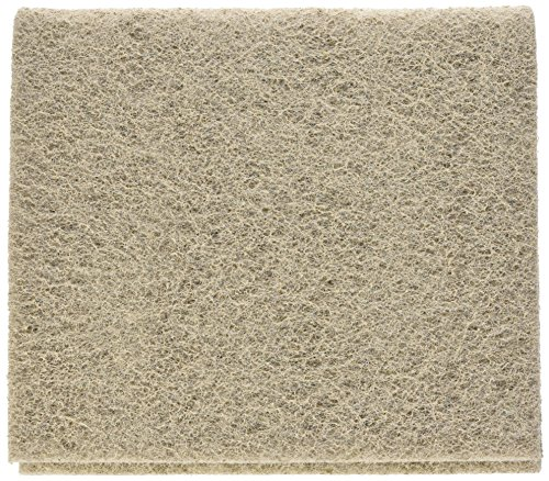 Penn Plax 08225 Ammonia Remover Infused Filter Media Pad, 18 by 10-Inch
