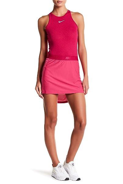 Nike Zonal Cooling Swing Knit Skort - Falda de Tenis Mujer: Amazon ...