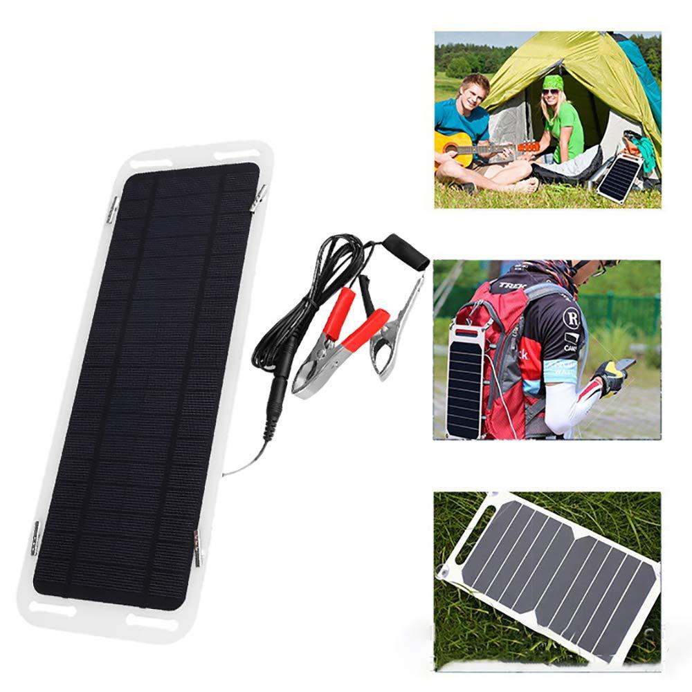 Al Aire Libre Energia Solar Coche BateríA El Cargador ...