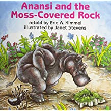 Anansi and the Moss-Covered Rock (1 Paperback/1 CD)