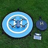 TELESIN-Drone-Landing-Pad-Fast-fold-Landing-Platform-Landing-Mat-for-DJI-Mavic-Pro-Phantom-2-3-4-Inspire-1-GoPro-Karma-Parrot-Drones
