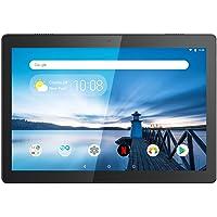 "Lenovo TAB M10 Tablet, Display 10,1"" Full HD IPS, Processore Qualcomm Snapdragon 450,Storage 32GB espandibile fino a 256GB,RAM 3GB,WIFI+LTE, 2 Speaker, Android Oreo,Slate Black"
