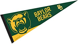 College Flags & Banners Co. Baylor Pennant Full Size Felt