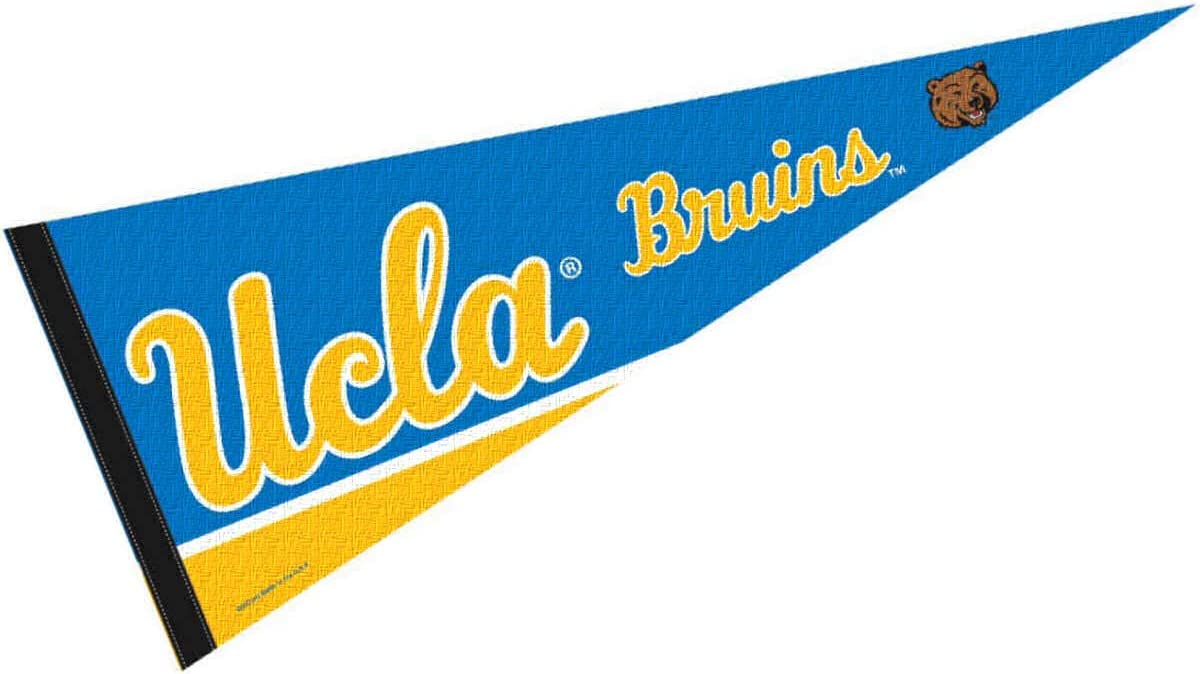 College Flags & Banners Co. UCLA Pennant Full Size Felt