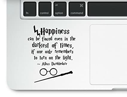 Amazon Com Harry Potter Motivational Life Quote Happiness Can Be