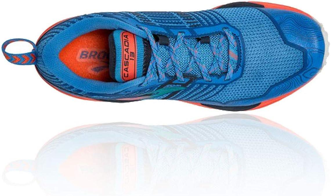 Brooks Cascadia 13 Womens Zapatilla De Correr para Tierra - 41: Amazon.es: Zapatos y complementos