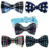 PET SHOW Pet Small Dogs Collar Attachment Bow Ties