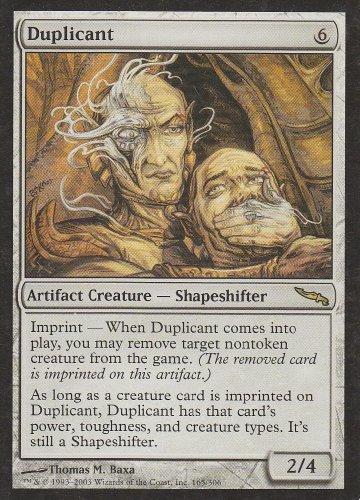Duplicant (Magic the Gathering : Mirrodin #165 Rare)