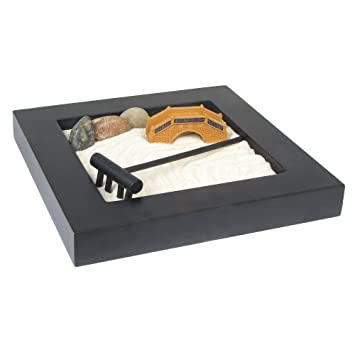 Eveu0027s Zen Garden Kit Wooden, Everything Needed To Create Your Own Zen Garden  Wooden,