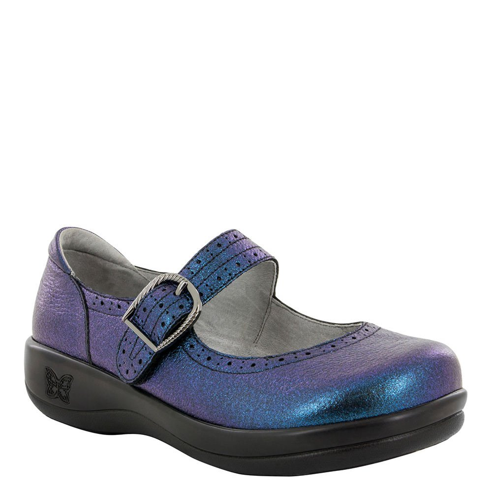 Alegria Women's Kourtney Starlit Mary Jane (KOU-413) Size: Euro 39  US 9