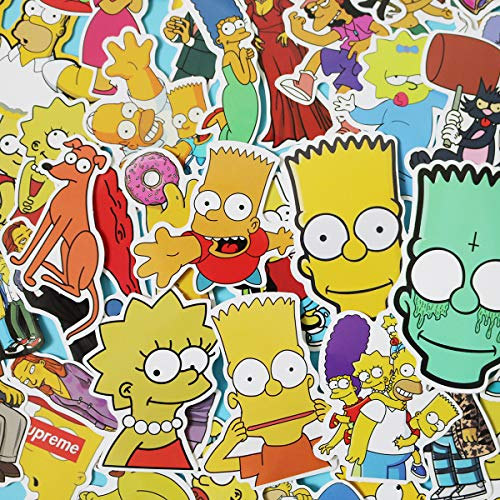 simpson decal - 3