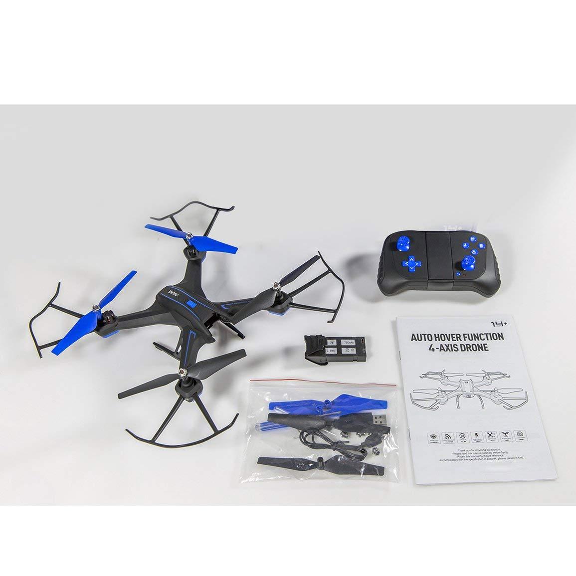 Garciasia S6W-2 Smart Selfie RC Quadcopter Aviones no tripulados ...
