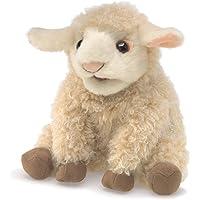 Small Lamb Hand Puppet