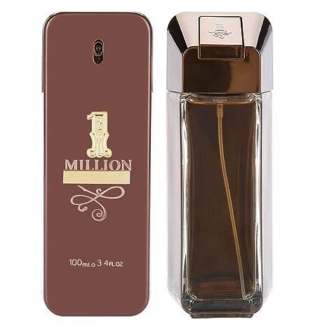 Perfume para hombres - 100ml Original para hombre Fragancia fresca y duradera Perfume Perfume de notas amaderadas, Feromonas para hombres Colonia con ...