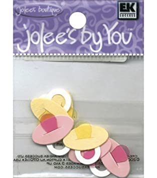 Amazon.com: Jolee S by you-pink Chupete: Home & Kitchen