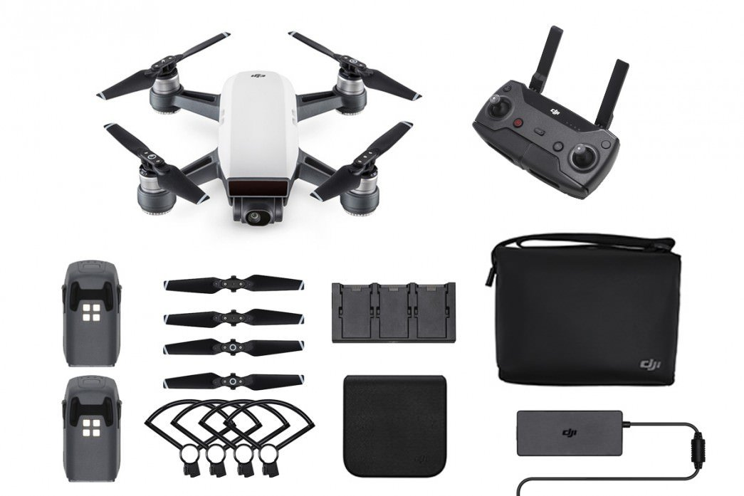 DJI Spark Fly More Combo | Drones Tech Lab