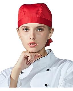 Subito disponibile 10 Pezzi Cappello Cappellino da Cuoco Chef in TNT ... 0989a4600e00