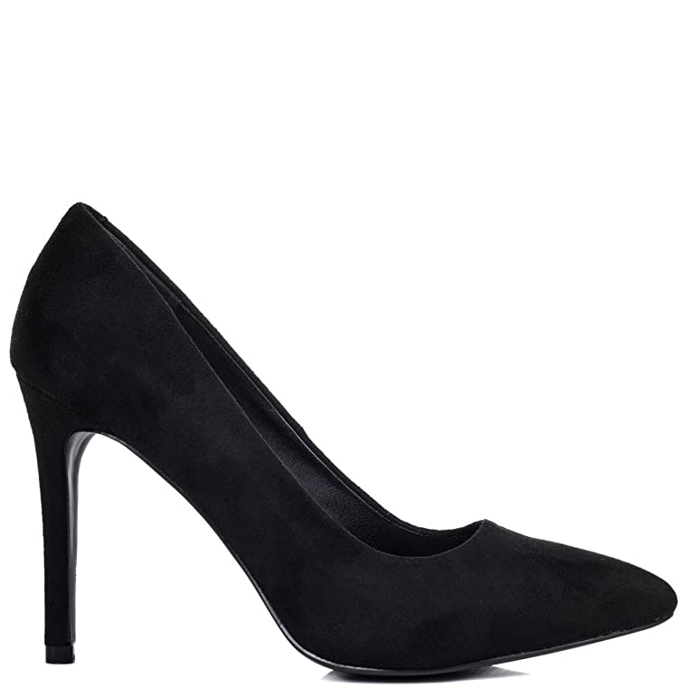 9fa23fce0447 SPYLOVEBUY JOYCE Women s High Heel Stiletto Court Shoes  Amazon.co.uk  Shoes    Bags