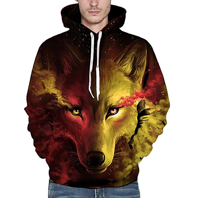 a7bcc50e034edd Timothy J.1 Mens Printed Hoodies
