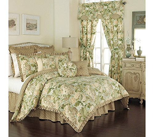 Waverly Garden Glory Comforter Set - Waverly Garden Bedding