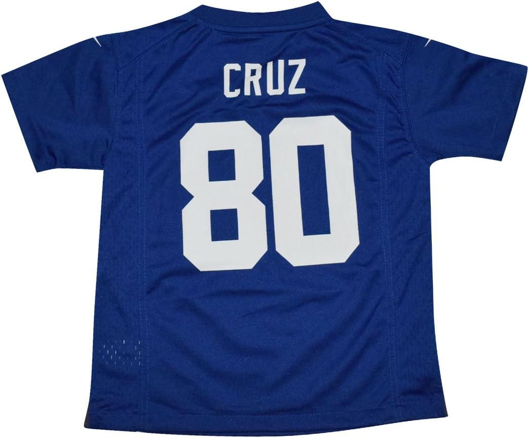 Los niños Cruz # 80 profesional camiseta deportiva de Onfield ...