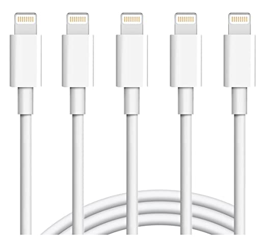 Amazon.com: iPhone cargador, cable Lightning eashion 3 Pack ...