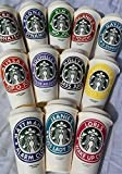 Personalized Reusable Starbucks Coffee Cup - Variety of Review and Comparison
