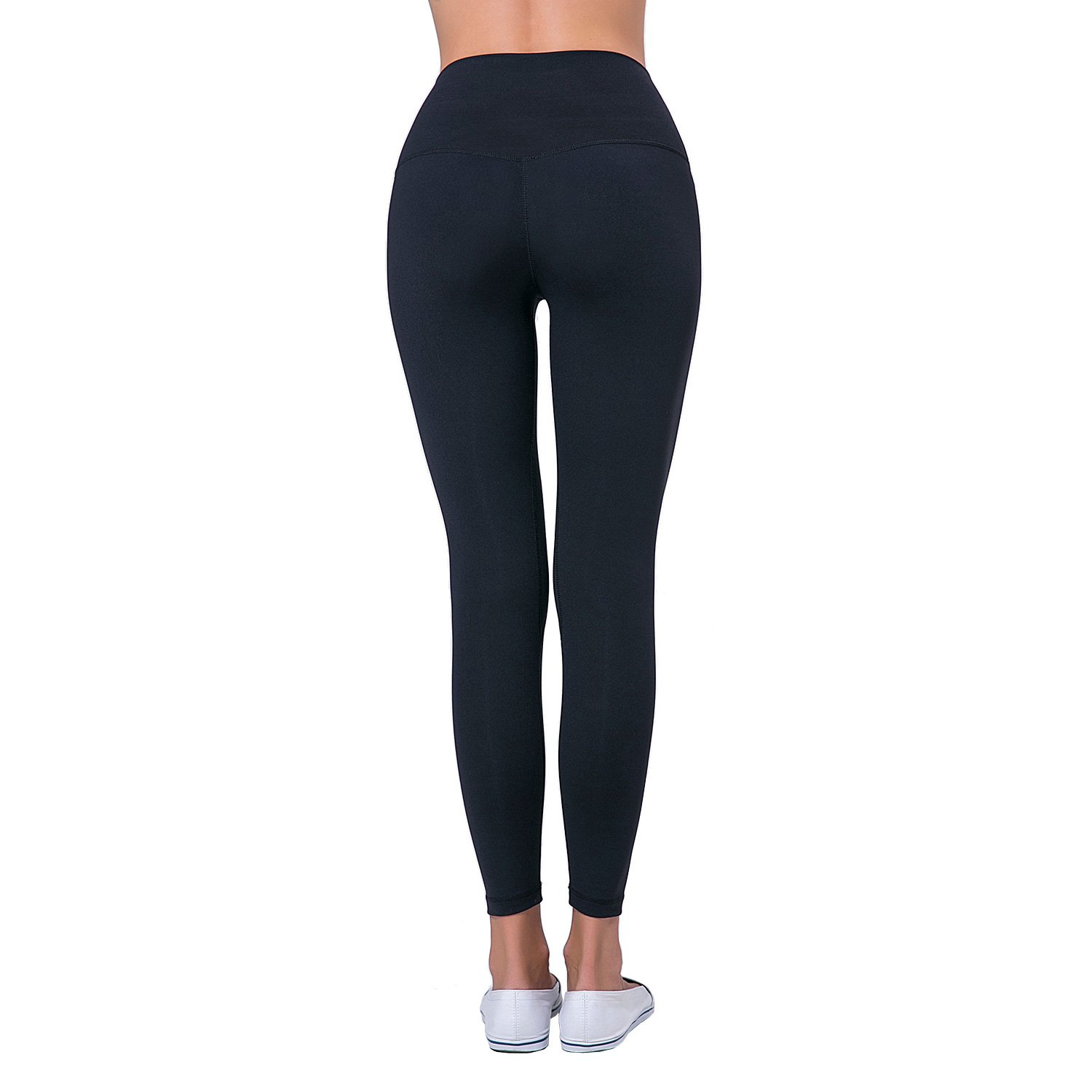 Witkey Power Flex Stirrup Yoga Pants High Waist Tummy Control Crisscross Yoga Leggings for Workout Running