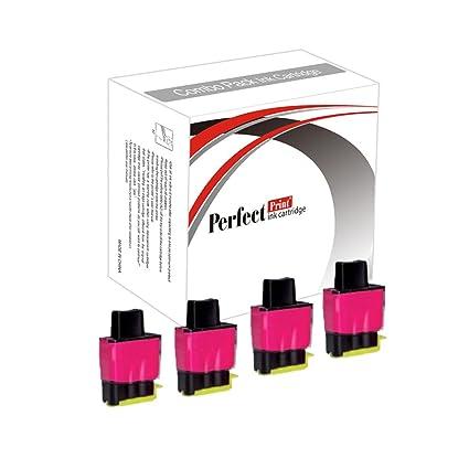 PerfectPrint - 4 Magenta TINTA equivalentes a los LC-900 ...