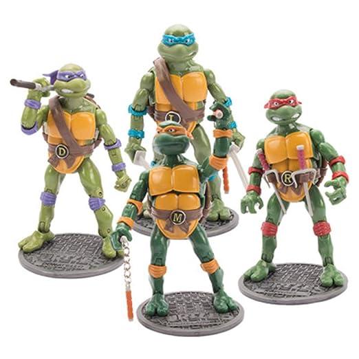 COOL MODEL 4 UNIDS Teenage Mutant Ninja Turtle Car ...