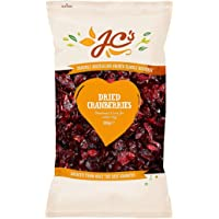 J.C.'S QUALITY FOODS Dried Cranberries, 500 g