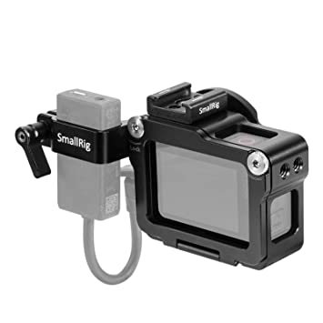 Amazon.com: SMALLRIG CVG2320 - Jaula para GoPro Hero 7 Hero ...